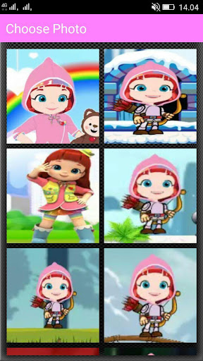 Susun Gambar Rainbow  screenshots 2