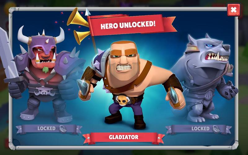 Game of Warriors Screenshot 3