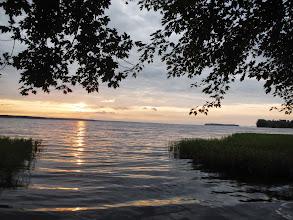 Photo: Day 50 August 7 Oneida to Herkimer NY  Oneida Lake Shores