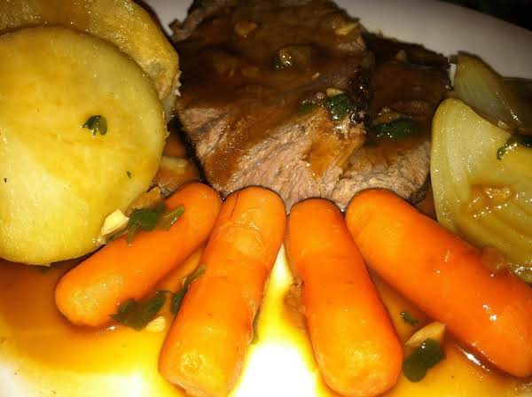 Great Grandmother's Sunday Roast ! Recipe