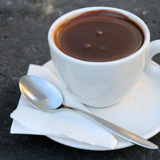 Spanish Hot Chocolate.