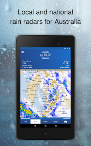 AUS Rain Radar - Bom Radar screenshot 5