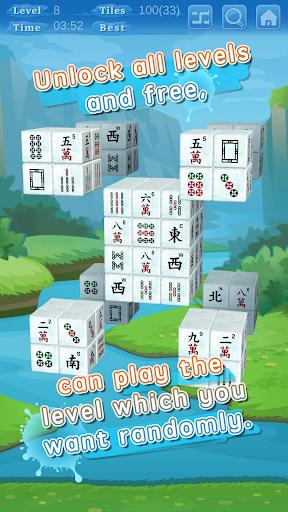 Stacker Mahjong 3D screenshot 3