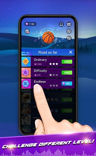 Beat Dunk - Free Basketball with Pop Music 1.2.1 screenshots 6