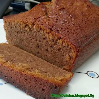 Milo Pound Cake