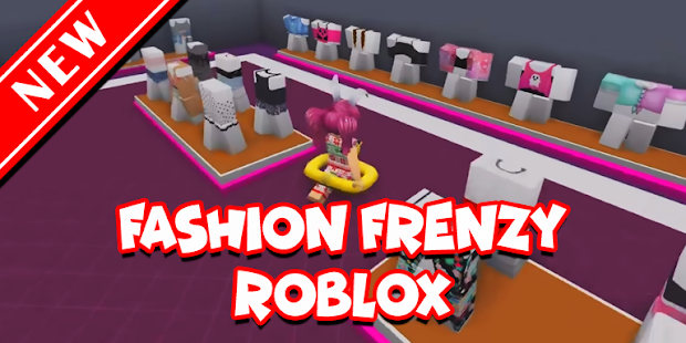 Roblox Fashion Frenzy Free Online
