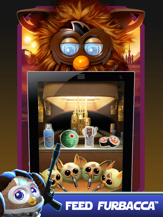 Furbacca- screenshot