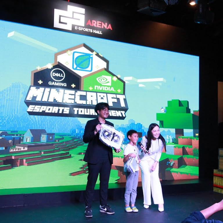Minecraft eSports Tournament Final