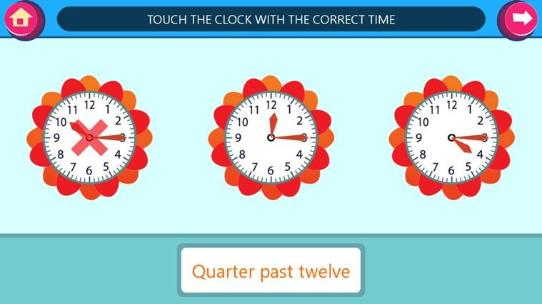 Kids Games - Learn Basic Math screen shot 1