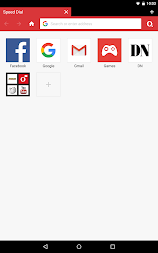 Opera Mini - fast web browser APK screenshot thumbnail 9