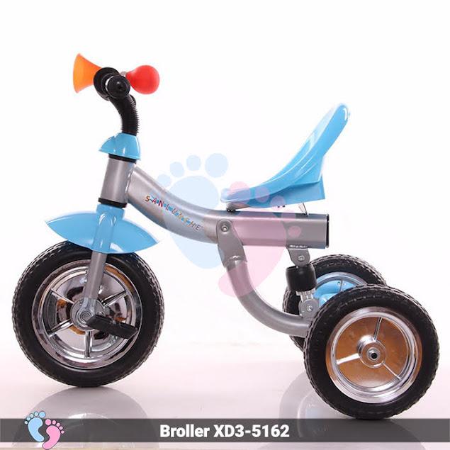 xe 3 bánh có bàn đạp cho bé 5162