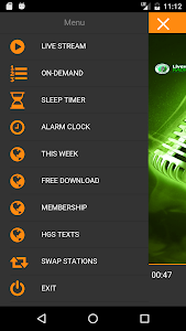 Liveway Radio screenshot 1