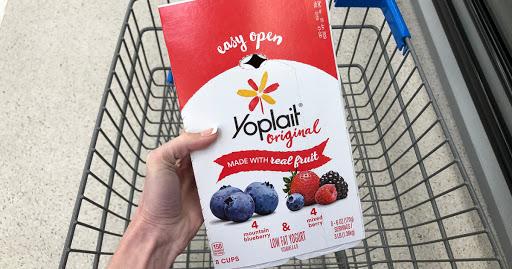 FREE Yoplait Yogurt 8-Pack After Cash Back at Walmart