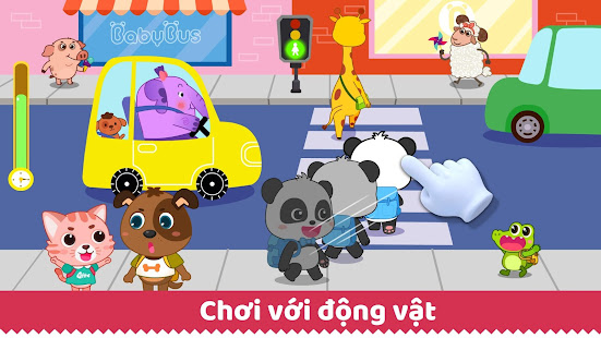 Trò Chơi An Toàn Cho Trẻ của Bé Gấu Trúc Mod