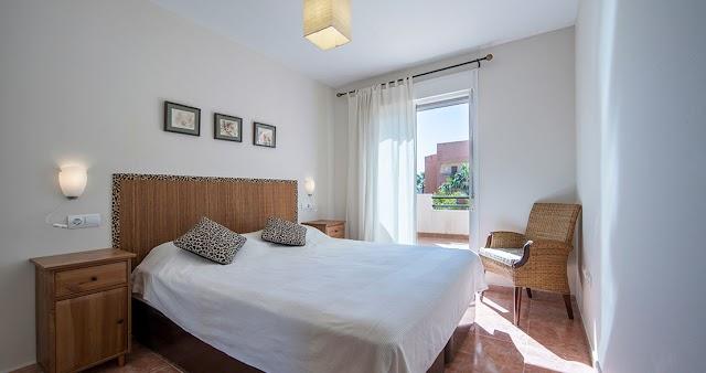 La casa seleccionada para el sorteo se encuentra en una urbanización privada en Vera Playa.
