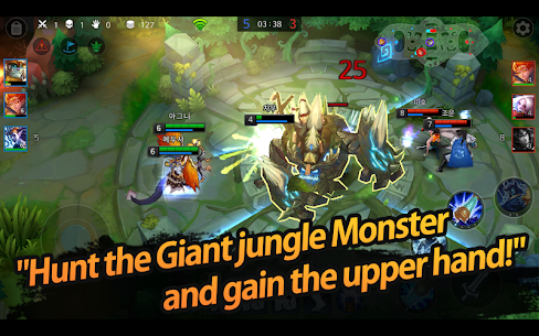 League of Masters: Legend PvP MOBA Apk Download For Android and Iphone 8