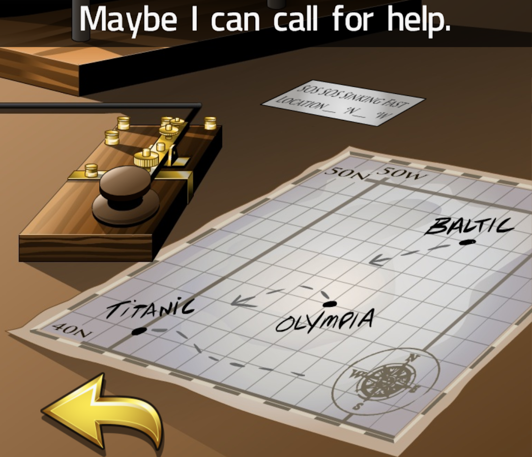 escape titanic android apps on google play