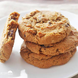 Whole-Wheat Chocolate Chip Cookies.
