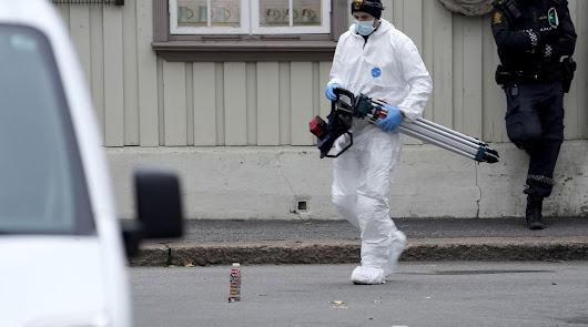 El autor de los asesinatos en Noruega, sospechoso de radicalización islamista