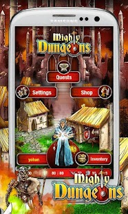 Mighty Dungeons Screenshot