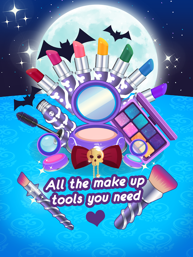 My Monster Makeup Studio- screenshot