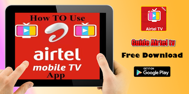 Guide Airtel Tv: xstream TV live channels & movies App Latest Version  Download For Android 1