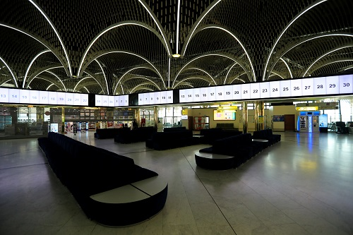 Rocket fired at Baghdad airport, no explosion: security source