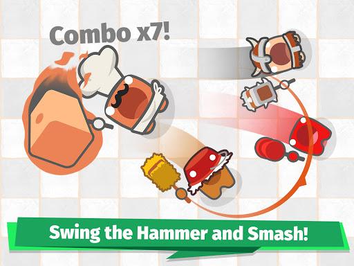 Smashers.io Foes in Worms Land 1.8 screenshots 5