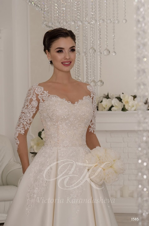 f9d5c33800ece9d Платье 1585 от Viktoria Karandasheva