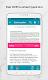 screenshot of Notebloc PDF Scanner App → Scan, save & share