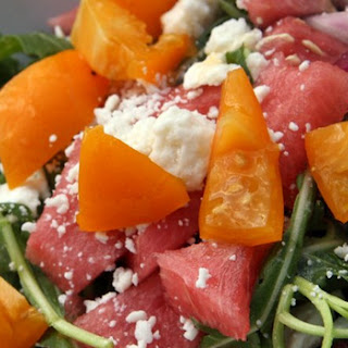 Watermelon Feta And Red Onion Salad Recipes