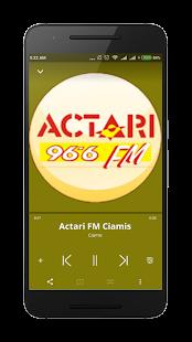 ACTARI 96.6 FM - CIAMIS - náhled
