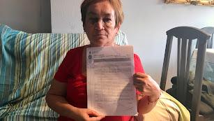 Antonia Ramírez ha denunciado los hechos. Foto: F. Cuadrado