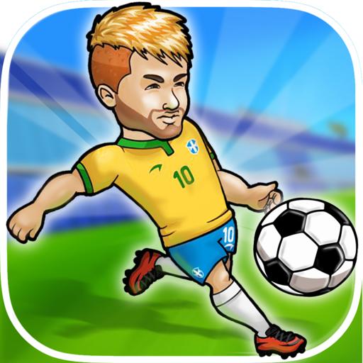 Football soccer star