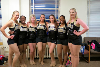 Photo: ESU's Stingers Sport Clubs Dance team