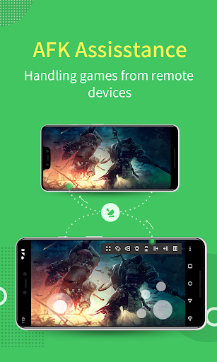 AirMirror: Remote support & Remote control devices android2mod screenshots 3