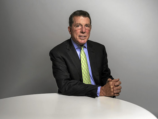 Bob Diamond: Stepping down as executive chair of investment vehicle Atlas Mara. Picture: Bloomberg/Chris Ratcliffe