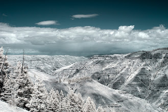 Photo: Hells Canyon Infrared