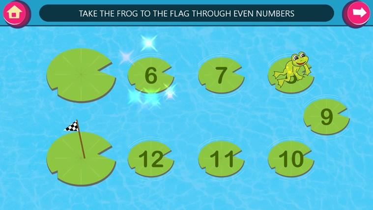 Kids Games - Learn Basic Math screen shot 4