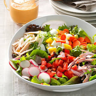Garden-Fresh Chef Salad.