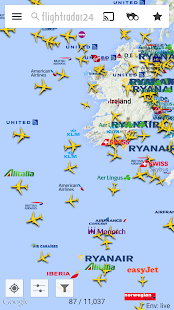 Flightradar24 - Flight Tracker Screenshot 5
