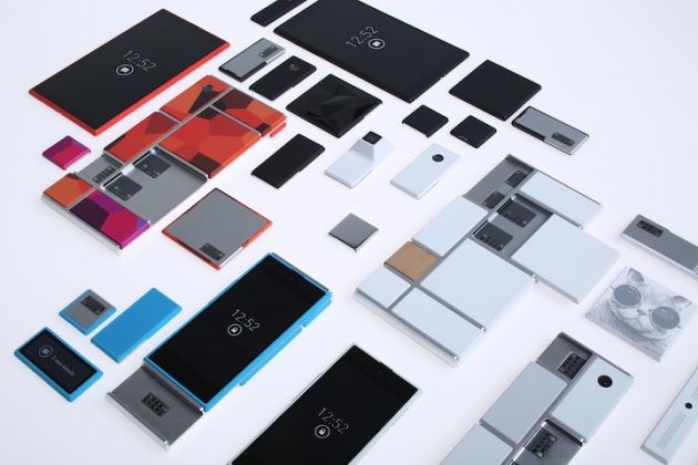 Motorola Ara Project : Goal For Complete Customization of Your Phone