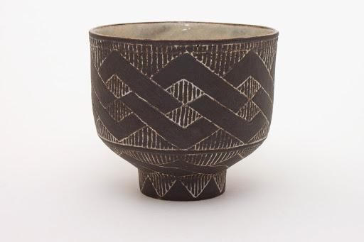 Chris Carter Ceramic Tea Bowl 1