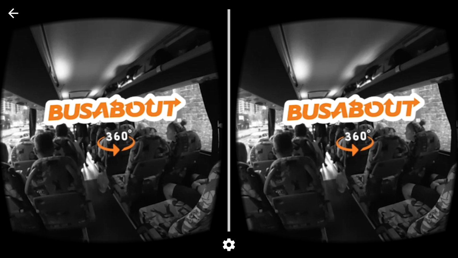 Busabout 360º- screenshot