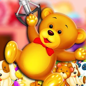 Teddy Bear Grab Claw Machine for PC and MAC