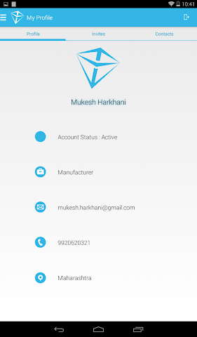 android ADAMAS Screenshot 9