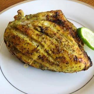 Baked Lemon Pepper Chicken.