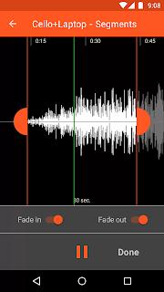 Audiko ringtones screenshot 01