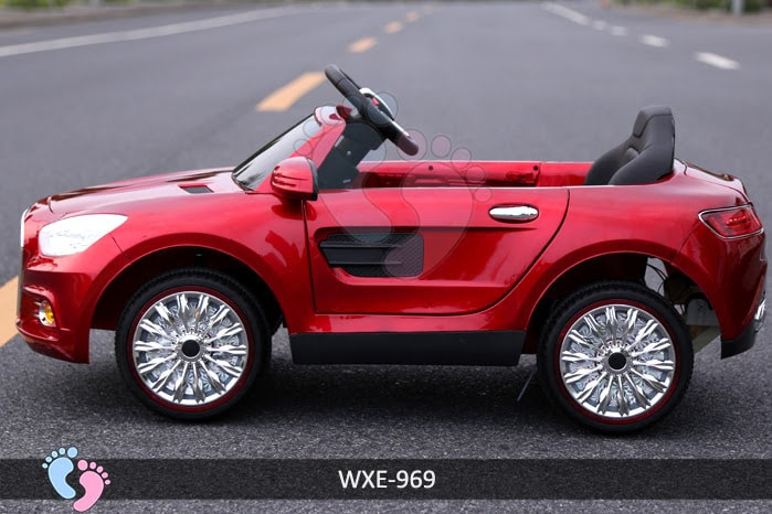 Xe ô tô điện trẻ em WXE-969 9
