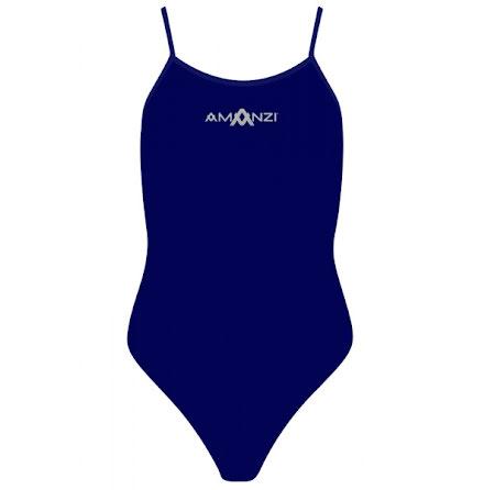 Knytbaddräkt Sapphire - Tie Back